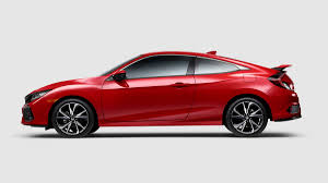Honda Civic Si Coupe Rating and Competitors