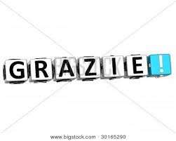 Word Thank You The Word Grazie Thank You In Many Different Languages Poster Id