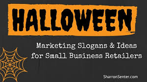 halloween sale flyer halloween marketing slogans and ideas for small businesses