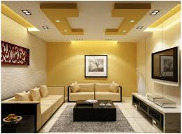 Simple Ceiling Designs For Living Room Simple Room Decoration Fall Ceiling Home Combo