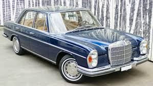 This amazing mercedes w108 series with the big 4.5 litre v8 engine we bought 20 years ago and it had the same owner all these years. W108 German Cars For Sale Blog