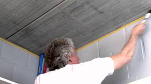 Perfect Comment Peindre Un Plafond En Béton ?