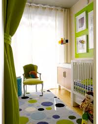 contemporary boy s nursery