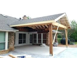 build patio covers how to build patio cover roof covered design diy wooden patio covers