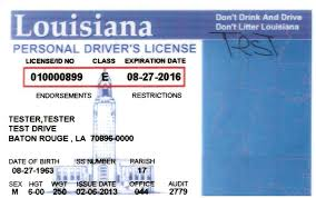 Fly com Gill You Noncompliant Id Real With Driver's Gill But Your Louisiana Will License Won't James Theadvocate