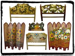 mexican painted furnituremexican hand painted furniture  Mexican Rustic Furniture and Home