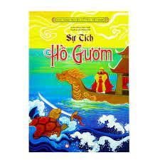 Kho Tàng Truyện Cổ Tích Việt Nam - Sự Tích Hồ Gươm | nhanvan.vn – Siêu Thị  Sách & Tiện Ích Nhân Văn