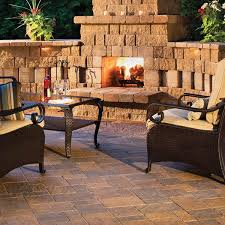 patio designs with fireplace. Relax On A Custom Patio And Hardscape Design From Archadeck Outdoor Living. Designs With Fireplace