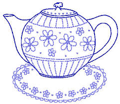 Small Picture printable teapot coloring pages