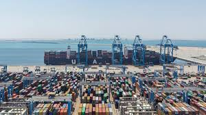 port company color chart abu dhabi ports launches accommodation project for chinese