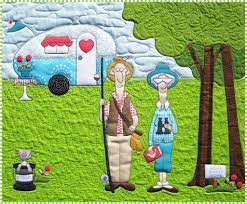 Campers Quilt Pattern – Amy Bradley Designs & ... Campers Quilt Pattern ... Adamdwight.com