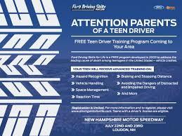 Driver program teen training