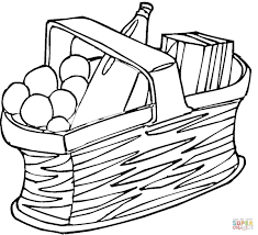 Small Picture Picnic coloring pages Free Coloring Pages