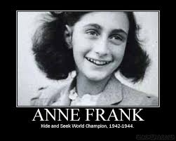 Anne Frank - Picture | eBaum's World via Relatably.com