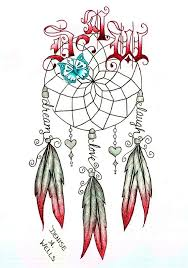 Dream Catcher With Names Unique Dream Catcher Tattoo By Denise A Wells