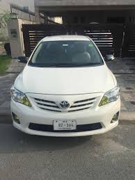 Toyota Corolla XLi VVTi Limited Edition 2013 for sale in Lahore ...