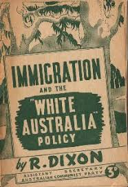 immigration and the white policy by r dixon immigration and the ldquowhite policyrdquo
