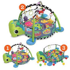 ball pit for babies. infantino grow-with-me activity gym and ball pit for babies
