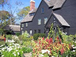 Image result for house of seven gables in salem ma