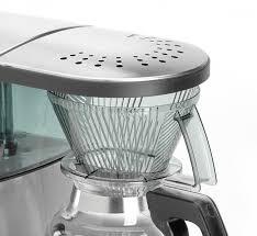 bonavita replacement clear filter basket for glass carafe coffeemaker