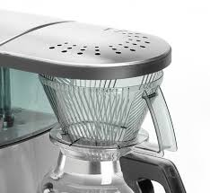 bonavita clear filter basket for glass carafe coffeemaker seattle