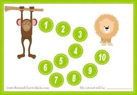 Animal Reward Charts Free Printable Customizable Charts