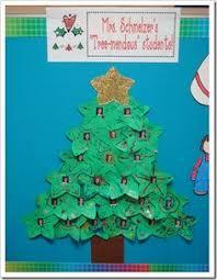 Classroom Christmas Craft  Handprint Tree  Red Ted Artu0027s BlogClassroom Christmas Tree