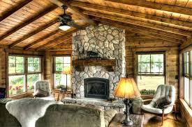 rustic cabin ceiling fans log lodge fan with light hunter mountain ing outdoor ceiling light rustic fan