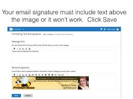 work email signatures hotmail email signature tutorial how to add an email signature to y