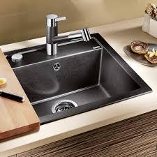 Granite Kitchen Sinks Uk Blanco Dalago 5 10 Bowl Anthracite Black Silgranit Granite