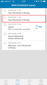 How to trigger the alarm? It's not starting for me. : Monimoto Support