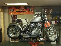 jonny s court house custom 2007 fuel injected sportster rigid