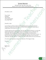 How To Write A Quitting Letter Education Resignation Letter Sample A Resumes For Teachers