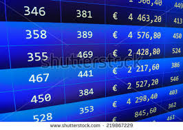 Free Photos Computer Screen Live Display Display Of Stock Market Gorgeous Live Market Quotes