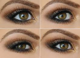 makeup for hazel eyes source tutorial