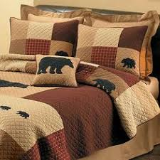 Cabela's Sportsman's Lodge Quilts at Cabela's - would actually ... & Cabela's Sportsman's Lodge Quilts at Cabela's - would actually match their  decor currently | Boys Room | Pinterest | Cabin, Bedrooms and Small spaces Adamdwight.com