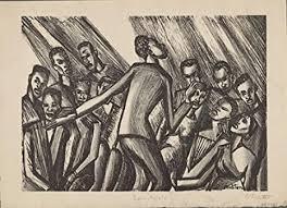 Amazon.com: Spirituals : Lillian Richter : circa 1935 : WPA Artist ...