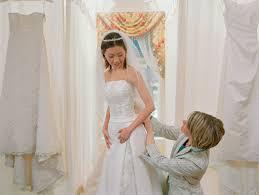 Tips For Your Wedding Dress Final Fitting Easy Weddings Uk