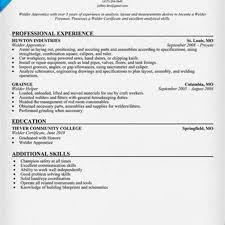 Welder Resume Pipe Welder Resume Resume For Study 50