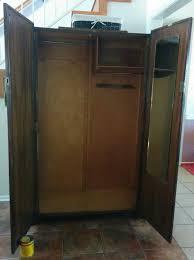 cws pelaw antique. C.W.S. LTD Pelaw Antique Armoires/wardrobes Set Cws W