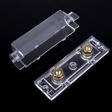aliexpress com buy car style fuse holder anl fuse box car style fuse holder anl fuse box distribution fuseholder fuse holder blade inline 0 4 8