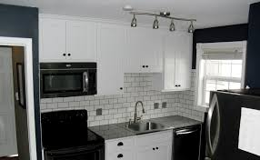 Kitchen Dark Wood Floors Kitchen Dark Wood Floors White Cabinets Glass Tile Backsplash