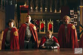 knights of the round table merlin