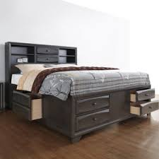 bed with drawers. Delighful With Stoke Bishop Storage Panel Bed And With Drawers