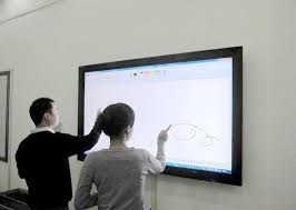 65 inch touch display all in one touch