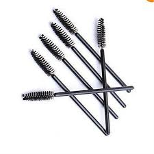 Eyelash Brush Us 29 64 36 Off Wholesale Price For 1000 Pcs Disposable Eyelash Brush Mascara Wands Applicator Curls Eyelash Cock Eyelash Makeup Tool In Eye Shadow