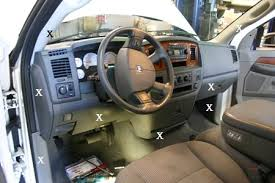 denlors auto blog blog archive dodge ram low air flow from ac 2008 Dodge Caravan Fuse Box Location note that the steering coloumn is unbolted and allowed to drop down and is not unbolted at the steering coupler undo the stop light switch to prevent 2006 dodge caravan fuse box location