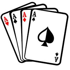 Four Aces Poker Cards Clip Art Vector Free Download Image 30201