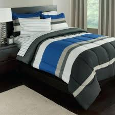 red black bedding rugby stripe bed in a bag by campus colors red black and white fl bedding