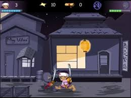 3 Foot Ninja II - A free Action Game - Miniclip